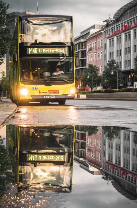 Sex im Bus Escort Berlin